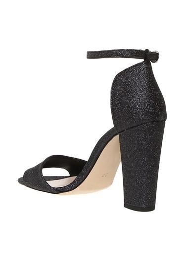Beymen Studio Beymen Studio Kadın Siyah Topuklu Ayakkabı Siyah